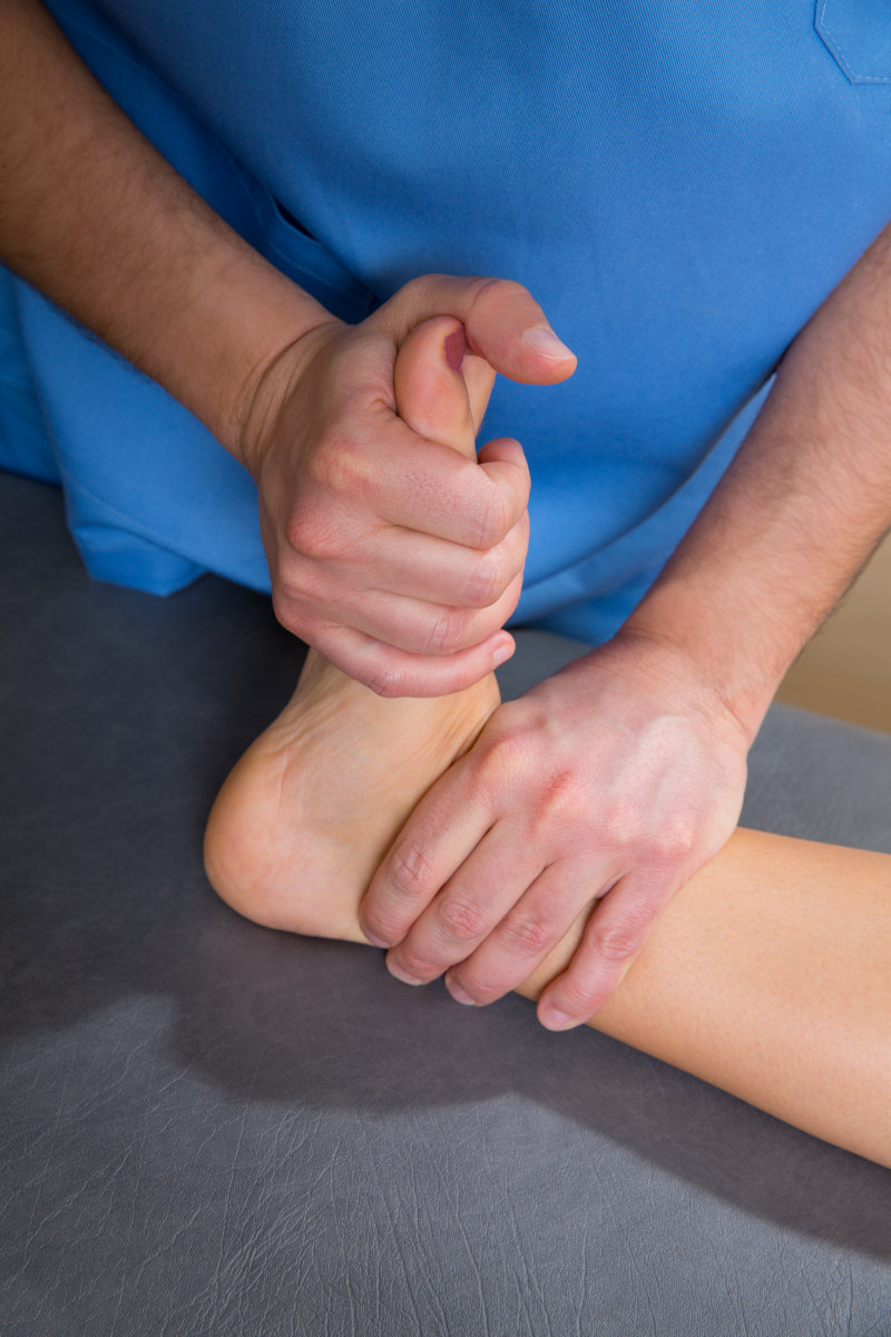 Ankle Physio